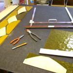 outils pour la coupe du verre