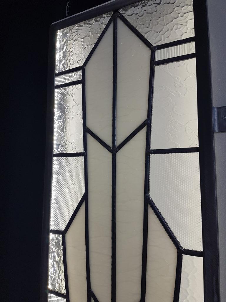 applique geante art deco 2 vitraux d 39 art vanessa dazelle. Black Bedroom Furniture Sets. Home Design Ideas